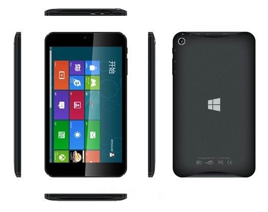 Emdoor Miso — один из первых 7-дюймовых планшетов с Windows 8.1