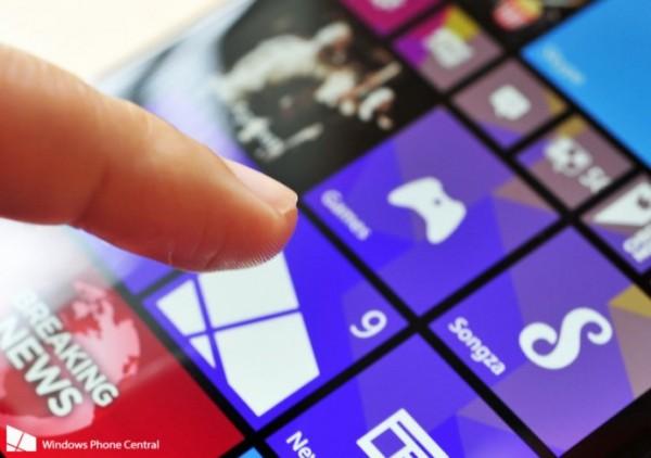 Новый флагманский смартфон от Microsoft будет поддерживать управление жестами (слухи)