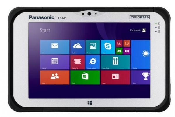 Прочный 7-дюймовый Windows-планшет Panasonic Toughpad FZ-M1