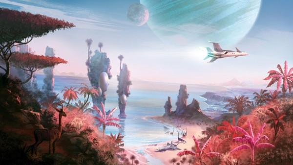 No Man's Sky — удивительный космический симулятор нового поколения