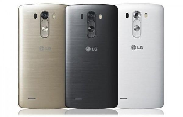 Смартфон LG G3 Prime с процессором Snapdragon 805 выйдет в июле (слухи)