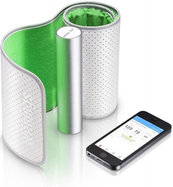 Withings Blood Pressure Monitor — беспроводной тонометр