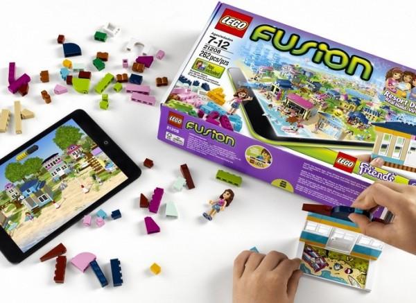 Lego Fusion объединяет реальный и цифровой мир