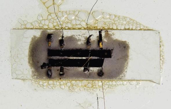 Первый в мире микрочип оказался на аукционе, цена лота – 1 млн. долларов