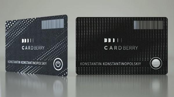Cardberry: как уместить стопку дисконтных карт в одной-единственной карте?