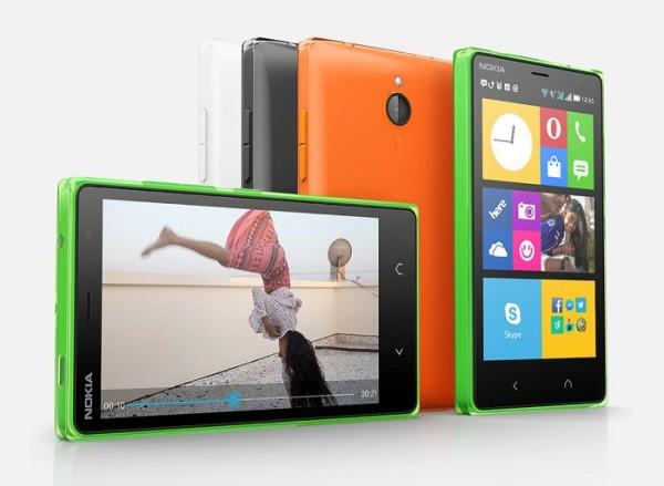 Официальный анонс Android-смартфона Nokia X2