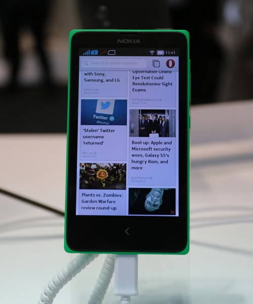 Opera стала браузером по умолчанию в Nokia X