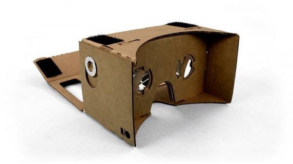 «Oculus Rift для бедных» от Google