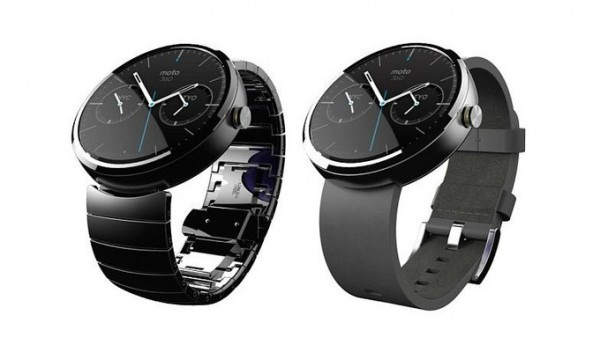 Умные часы Moto 360 появятся в продаже до конца лета