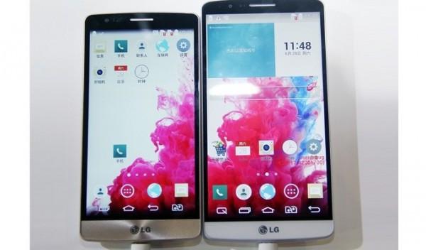 LG представила «компактный» смартфон G3 Beat