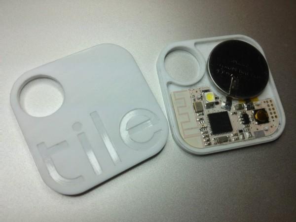 Tile поможет вам никогда не терять свои вещи