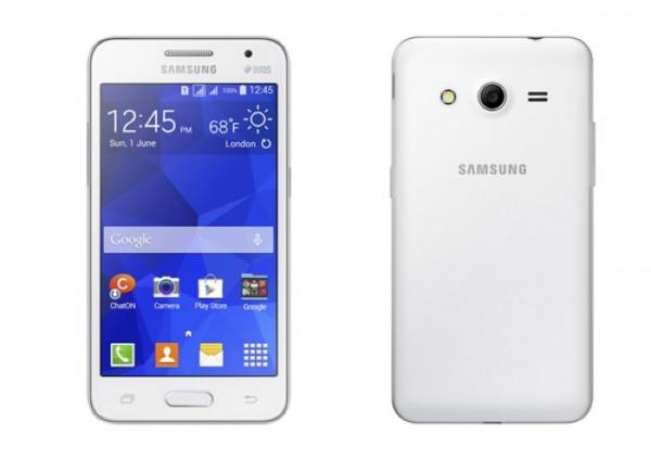 Анонс смартфона Samsung Galaxy Core 2