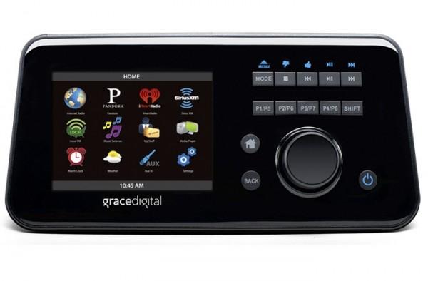 Беспроводной медиастример Grace Digital Primo Wi-Fi Media Streamer