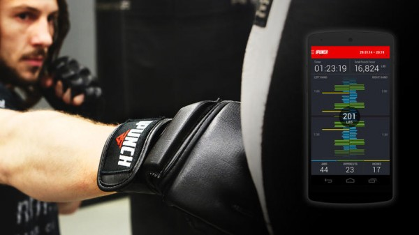 Умные боксерские перчатки скоро появятся в продаже