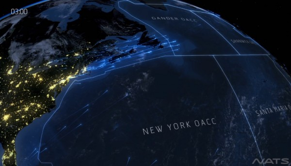 День трансатлантических перелетов