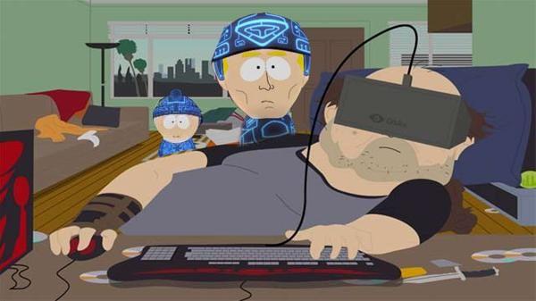 Мультфильм South Park перенесли в виртуальную реальность