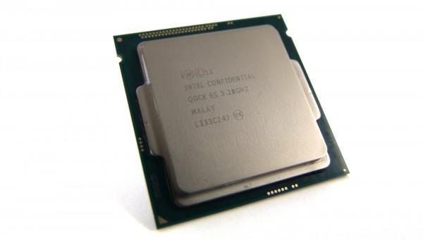 Процессор Pentium 20th Anniversary Edition G3258 разогнали до 6861,7 МГц