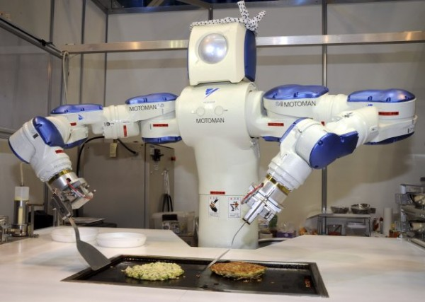 RoboHow научит роботов пользоваться интернетом