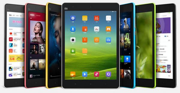 Xiaomi продала 50 000 планшетов MiPad за 4 минуты
