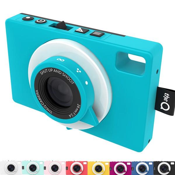 theQ – водонепроницаемая камера для социальных сетей