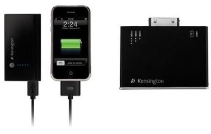Внешние батареи для iPhone и iPod от Kensington