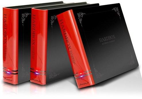 Книго-диск Hardbox