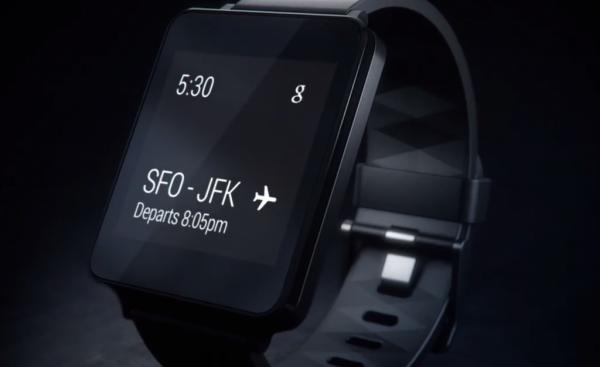 Умные часы LG G Watch поступили в продажу