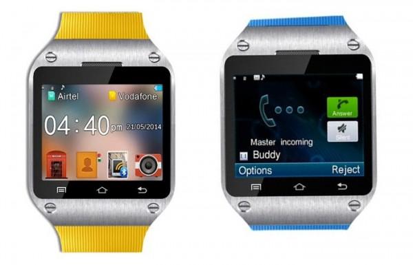 Spice Smart Pulse M9010 — «умные» часы из Индии за 67 $
