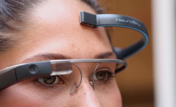MindRDR позволит управлять очками Google Glass силой мысли