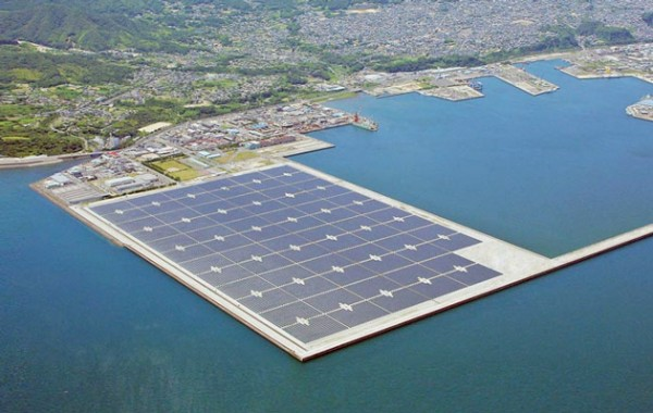 В Индии построят самую большую солнечную ферму на воде