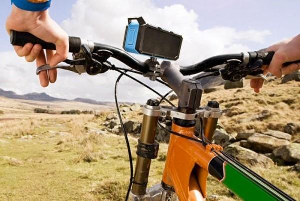 Voombox-Ongo — водонепроницаемая акустическая система для велосипедистов