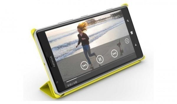У Nokia Lumia 930 проблемы с дисплеем