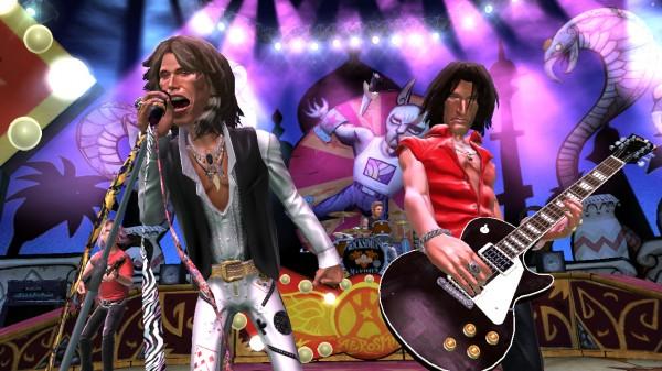 Aerosmith заработала на играх больше, чем на альбомах