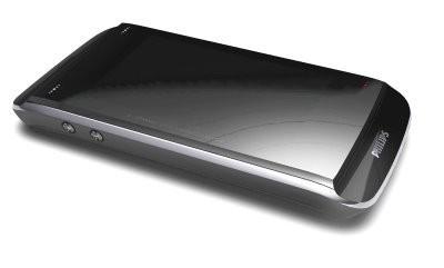 Xenium X-Connect - прототип тачфона от Philips