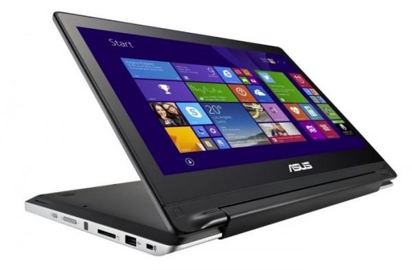 Ноутбук-трансформер Asus Transformer Book Flip TP300LA вышел в продажу