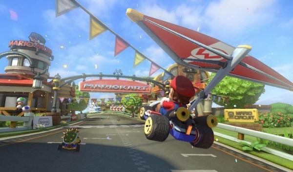 Mario Kart 8 обошла по продажам Minecraft и GTA 5
