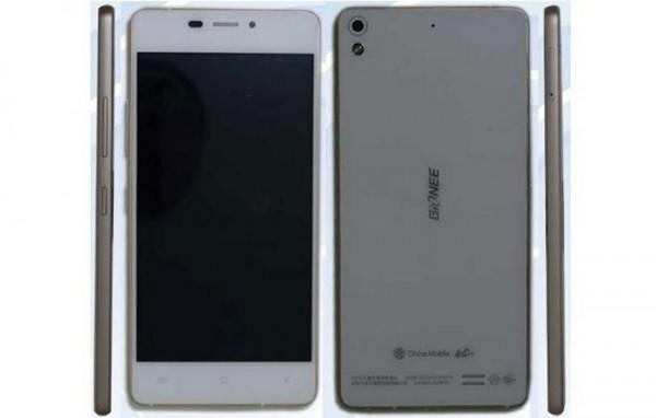 Gionee GN9005 — смартфон толщиной всего 5 мм