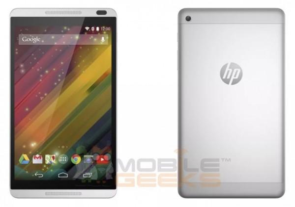 Slate 8 Plus, Slate 10 Plus и HP 10 Plus — новые Android-планшеты от HP
