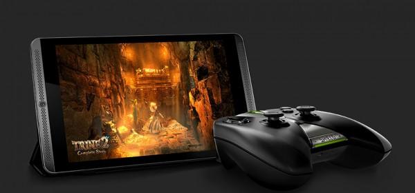 NVIDIA выпускает игровой планшет Shield Tablet