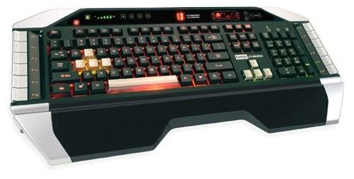 Cyborg Robotic - клавиатура для заядлых геймеров