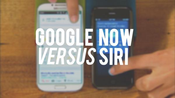Google Now отвечает точнее, чем Siri