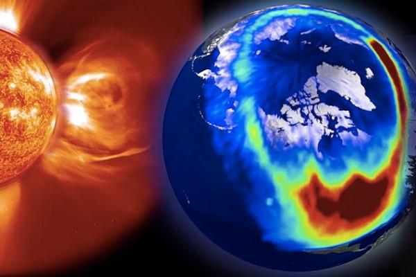 Солнечная буря чуть не уничтожила глобальные сети