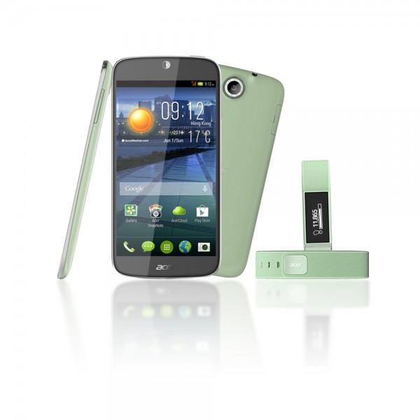 Acer представит смартфон Liquid Jade Plus в августе