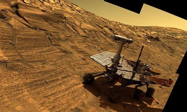 Марсоход Opportunity установил внеземной рекорд