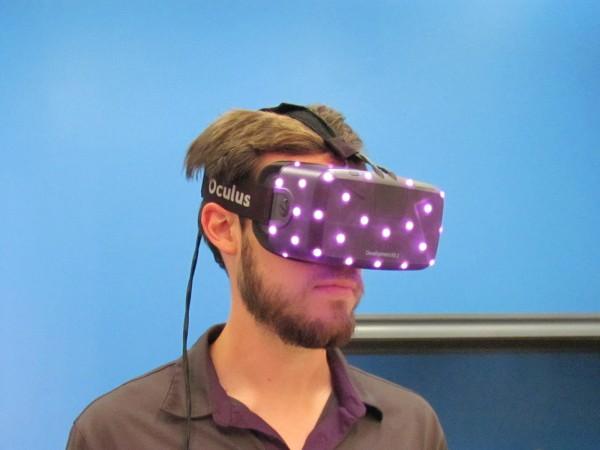 Oculus Rift использует дисплей Samsung Note 3