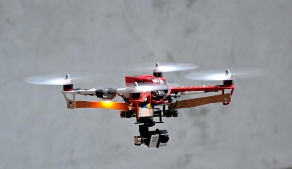 Наркотики в тюрьму пытались доставить с помощью дрона