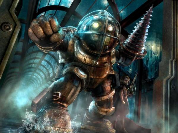 Культовый шутер Bioshock перенесли на iPhone и iPad