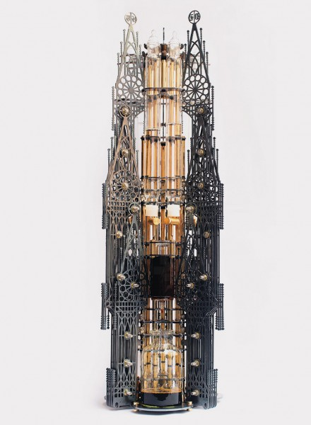 Gothicism — готическая кофеварка за 7000 долларов
