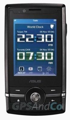 Новый коммуникатор Asus P560