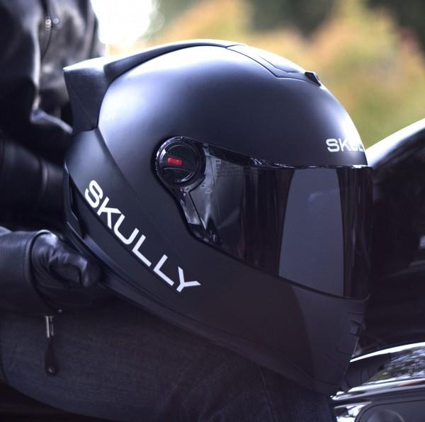 Skully — умный мотошлем за 1499 USD